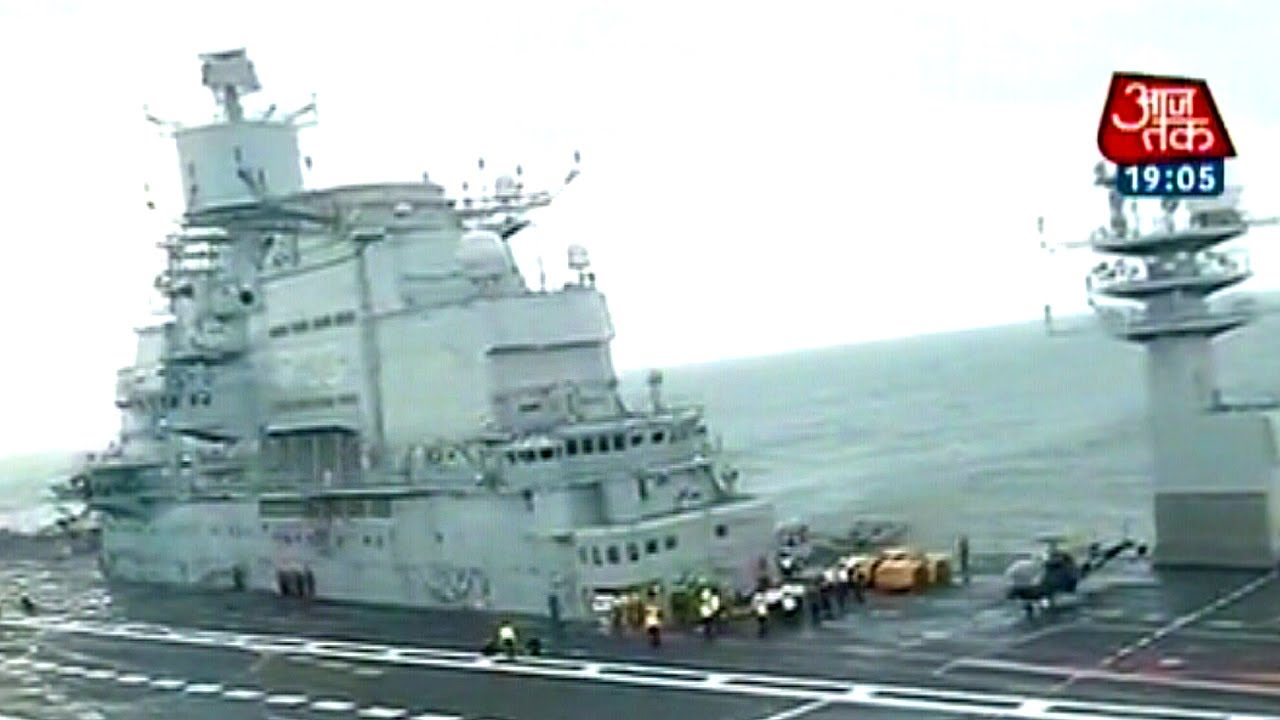 India 360: Modi gifts INS Vikramaditya to India