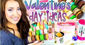 VALENTINE'S DAY Makeup, Hair, Gift Ideas & Treats!